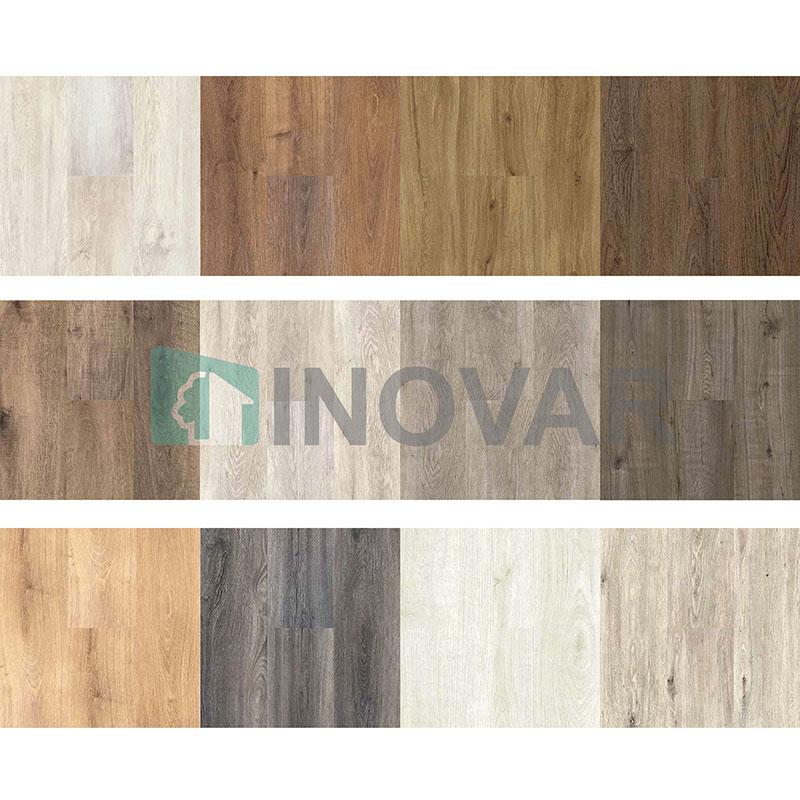 Xu hướng màu sàn nhựa vân gỗ