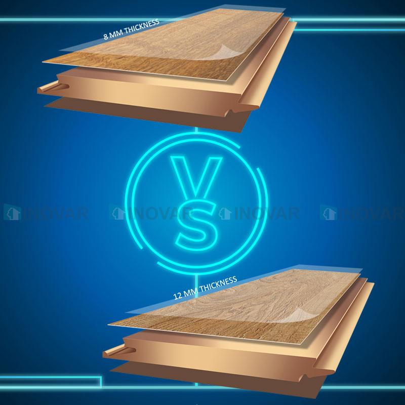 Các loại sàn gỗ laminate