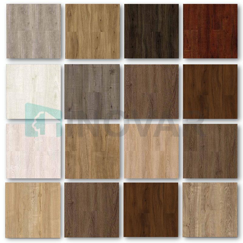 Màu sắc sàn gỗ laminate