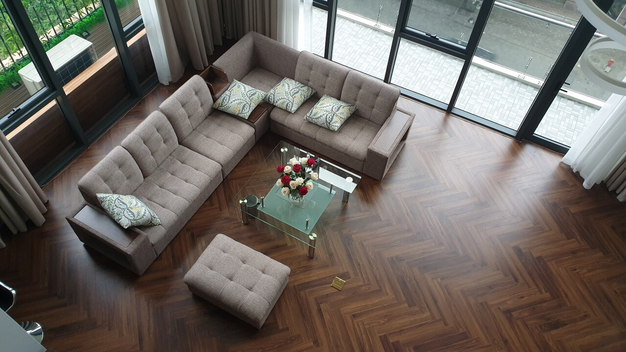 Sàn gỗ kĩ thuật