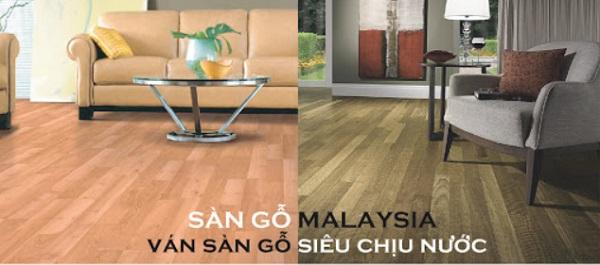 Sàn gỗ chịu nước loại nào tốt?