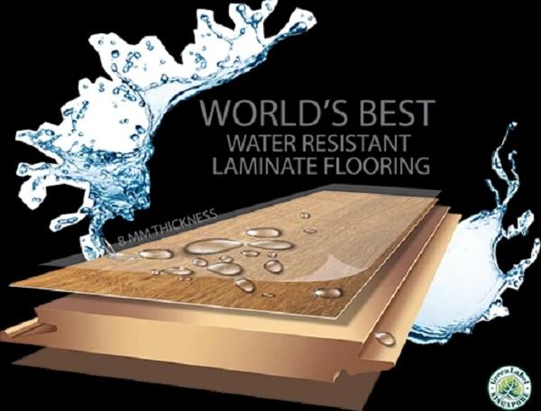 Tìm hiểu cấu tạo của sàn gỗ chịu nước