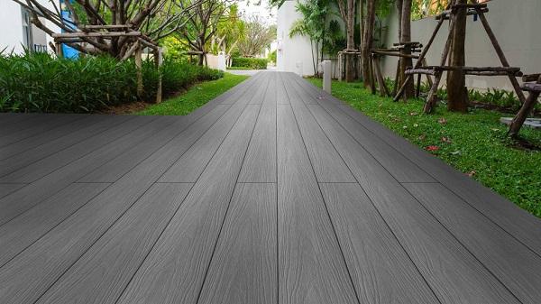 Sàn gỗ sân vườn ngoài trời