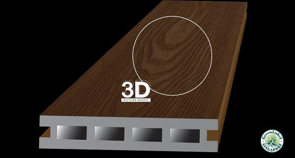 Loại sàn gỗ nhựa ngoài trời có ưu điểm gì nổi bật?